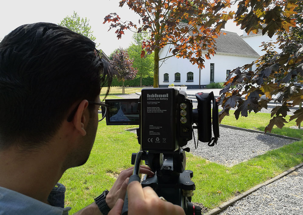 woningvideo opnames