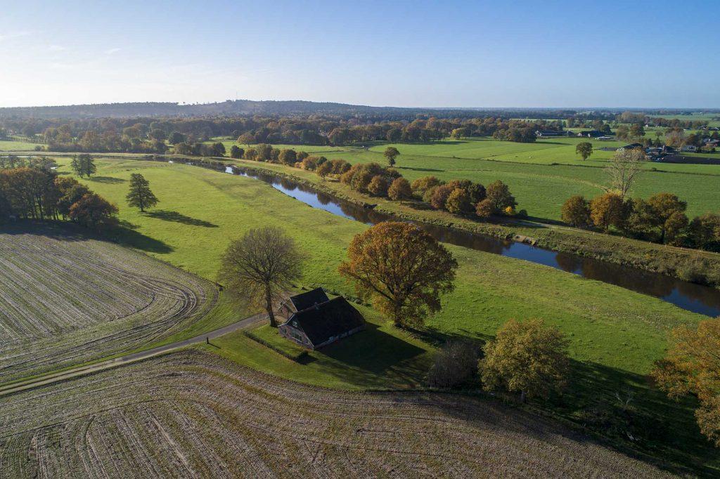 boerderij voor renovatie